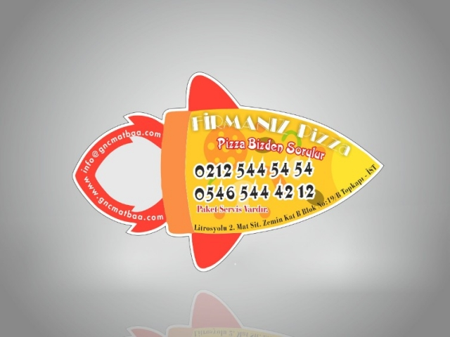 Pizza Magnet PZZ-09