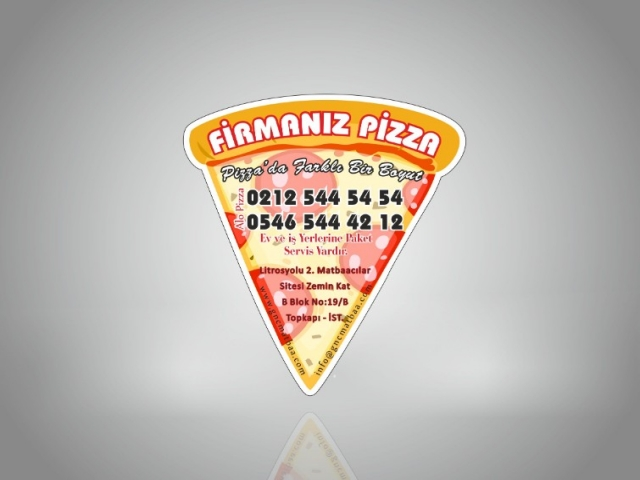 Pizza Magnet PZZ-08