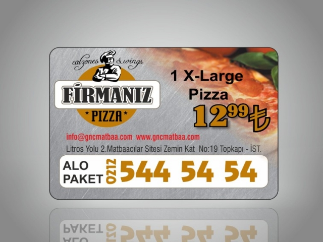 Pizza Magnet PZZ-04