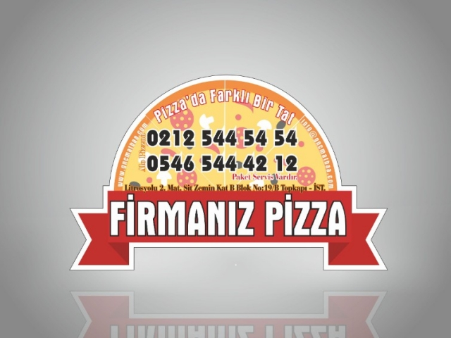 Pizza Magnet PZZ-10