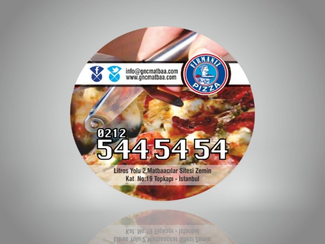 Pizza Magnet PZZ-07